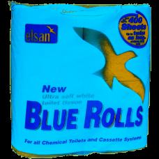 Elsan Blue Toilet Tissue (pack of 4)