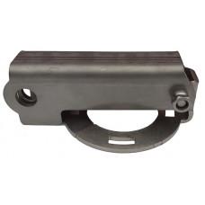 Deck Filler Locking Fuel Cap Device - Stainless Steel - Padlock Type