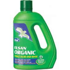 Elsan Organic Toilet Fluid 2lts