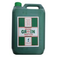 Porta Green Toilet Fluid 5lts - (Eco Friendly)