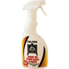 Calfire Spray-On Stove Glass Cleaner - 500ml