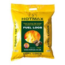 Hotmax Fuel Logs 10kg (yellow bag)
