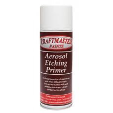 Craftmaster Etch Primer Aerosol 400ml