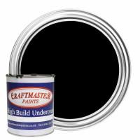 Craftmaster Undercoat Black 1lt