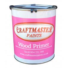 Craftmaster Pink Wood-Primer 1lt