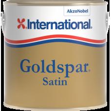 International Varnish Goldspar Satin 2.5lts