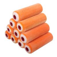 """ProDec 4"""" Flocked Foam Mini Roller (pack of 10)"""