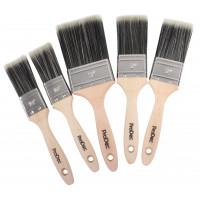 5pc Prodec Trojan Brush Set + 1 FREE Brush