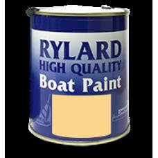 Rylard 2.5lts Cream Topcoat
