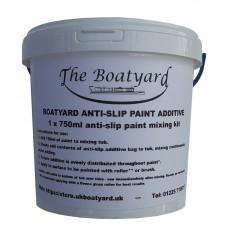 Boatyard Anti Slip Paint Additive Kit - 750ml