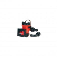 Bilge Pump Ultima L450 500 GPH - Cartridge Type - Automatic - 12V