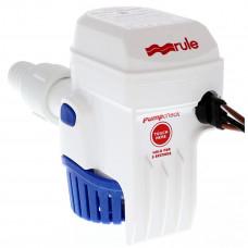 Bilge Pump Rule Mate 500 GPH Automatic 12v