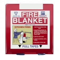 Fire Blanket Flat Soft Pack