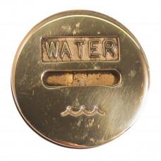 Deck Filler Cap - WATER - Budget